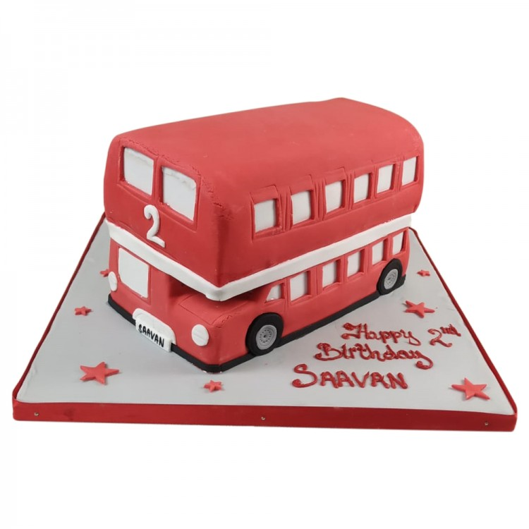 Super London Bus Cake Boys Birthday Cakes Leicester Funny Birthday Cards Online Barepcheapnameinfo