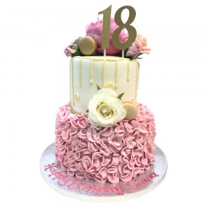 Brilliant Bespoke Birthday Cakes For Teenage Girls In Leicester Birthday Cards Printable Opercafe Filternl