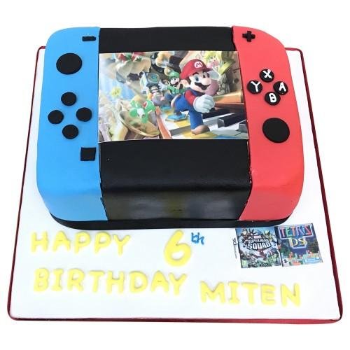 Nintendo Cake