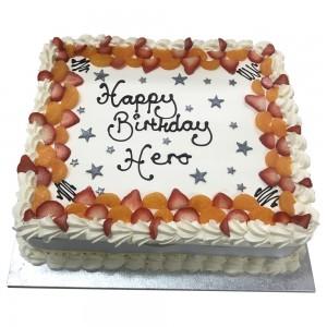 Mens Freshcream Cake