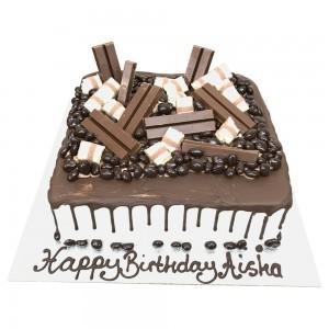 Freshcream Chocoholics Drip Cake