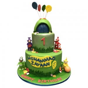 Kids Teletubbies Cake