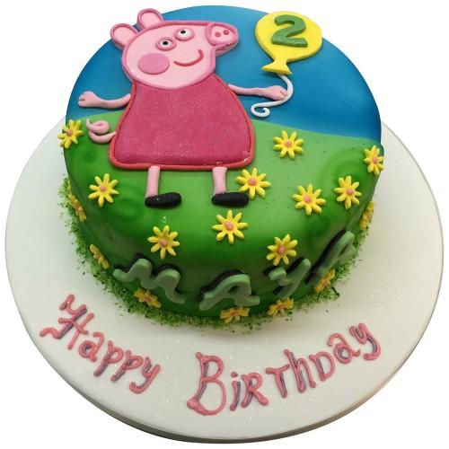 Peppa Pig Meadow Cake
