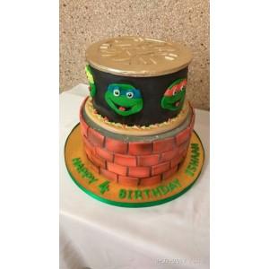 Teenage Mutant Cake